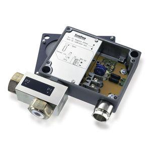 transmisor de presión diferencial / de capa fina / roscado / montaje en pared