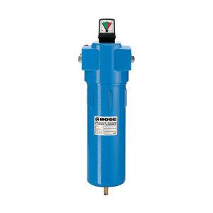prefiltro de aire comprimido / de carbón activado / de profundidad / de alta presión