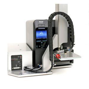 máquina de impresión-colocación de etiquetas de transferencia térmica / para cartón / para embalajes