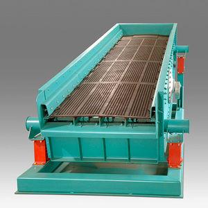 criba vibratoria circular / para productos a granel / de proceso / de dos mallas