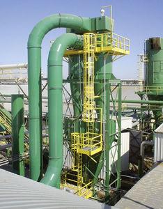 desempolvador de ciclón / limpieza por chorro de aire / compacto