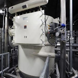 unidad de filtración de aire