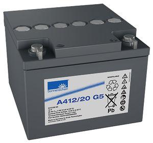 batería ácido-plomo tipo gel / bloque / estacionaria