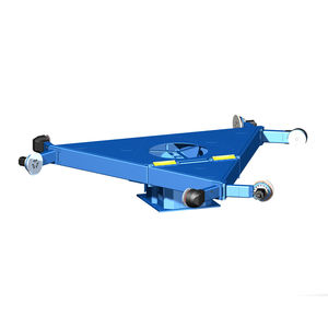 posicionador motorizado / rotativo / 2 ejes / para robots