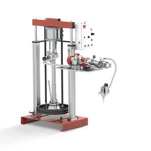 sistema de dosificación para medios de alta viscosidad