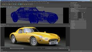 software de animación / de efecto realista / 3D