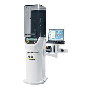 máquina equilibradora horizontal / dinámico / para herramienta de corte / de alta precisión