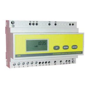 transductor de corriente en riel DIN