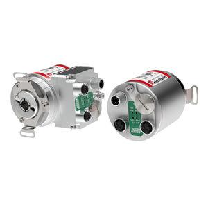 encoder rotativo estándar / absoluto / magnético / de eje hueco