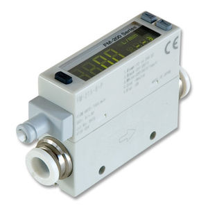 sensor de caudal MEMS