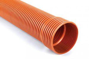 tubería rígida para agua / para edificio / de PVC / estándar