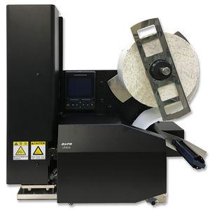módulo de impresión para aplicaciones de impresión y de colocación de etiquetas