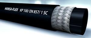 tubo flexible para agua / para aceite mineral / de media presión / de caucho sintético