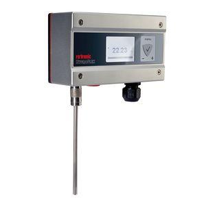 transmisor de temperatura montaje en pared