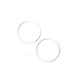 junta tórica / circular / de metal / para aplicaciones aeroespaciales