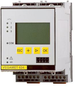 acondicionador de señal en riel DIN