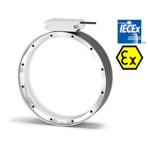 encoder rotativo absoluto / magnético / SSI / sin contacto