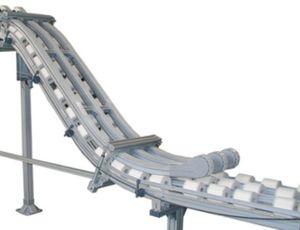 transportador de aluminio