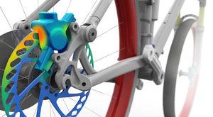 software análisis de estructuras / de análisis dinámico / de simulación mecánica / simulación de movimientos