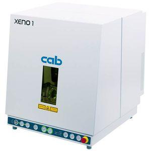 máquina de marcado láser de fibra pulsado / benchtop / compacta / automática