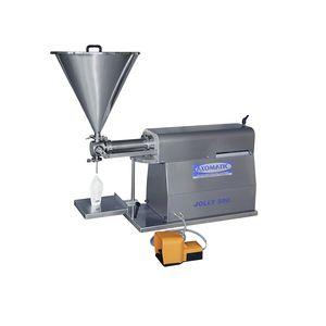 unidad de dosificación con tolva / volumétrica / de líquidos / manual