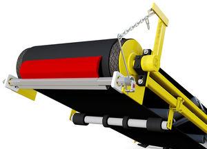 rascador para cinta transportadora de poliuretano