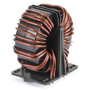 inductancia magnética / en modo común / con junta tórica / de circuitos impresos