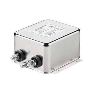 filtro electrónico paso alto / pasivo / EMI / de potencia