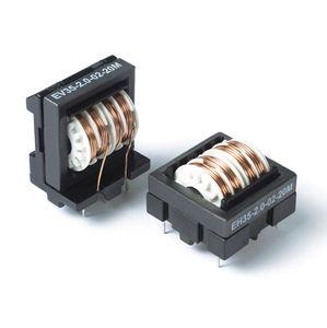 inductancia magnética / en modo común / circular / de filtrado