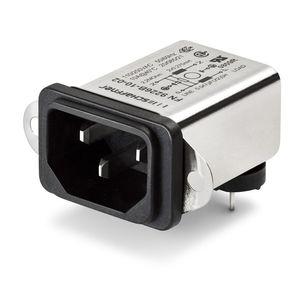 filtro electrónico paso alto / pasivo / EMI / AC