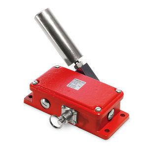 interruptor de defecto de alineación / de palanca / multipolar / de cintas transportadoras