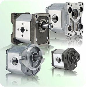 motorreductor hidráulico / de montaje en brida / para transportador / industrial