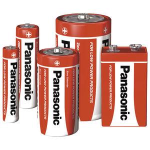 batería zinc-carbono