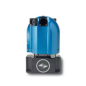 filtro óptico azul