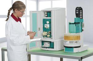 cromatógrafo iónica
