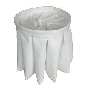 bolsa filtrante para filtros de polvo