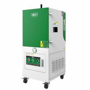 unidad de filtración de polvo