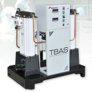 secador de aire comprimido por adsorción