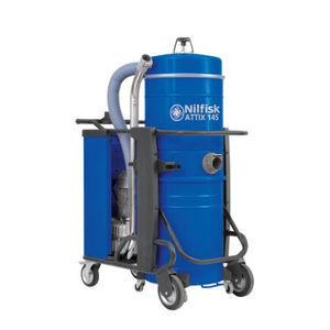 aspirador de agua y polvo / trifásico / industrial / antiestático
