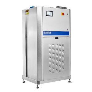 limpiador de agua fría / eléctrico / estacionario / de acero inoxidable