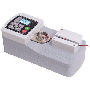 máquina de prueba de tensión / para cables y cables trenzados / horizontal / digital