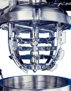 homogeneizador de rotor y estator