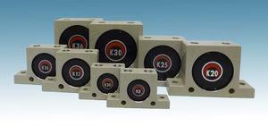 vibrador de bolas / neumático / para multiproductos / para tuberia