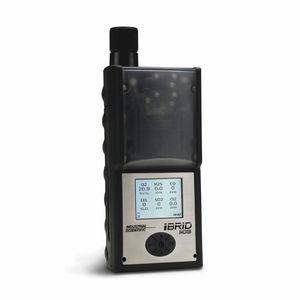 detector de gas tóxico / de gas combustible / de oxígeno / de compuestos orgánicos volátiles