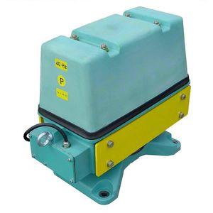vibrador electromagnético / para multiproductos / para tolva / para silo