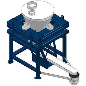 dosificador para la industria agroalimentaria / para la industria química / para aplicaciones farmacéuticas / gravimétrico