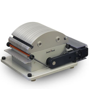 máquina de corte para material plástico