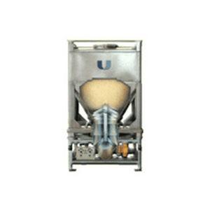 contenedor IBC de acero inoxidable / para productos farmacéuticos / para productos viscosos / UN