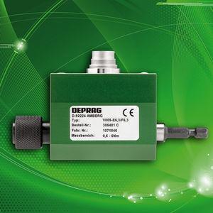 transductor de galga extensométrica