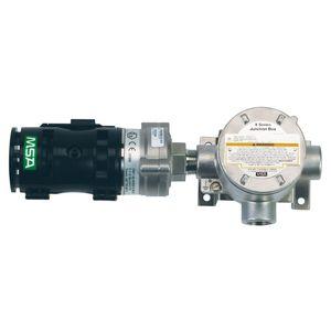 transmisor de gas de gas combustible / de infrarrojos / multiusos / analógico